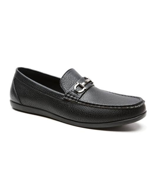 Cubavera Up to 50% Off Select Styles + 20% Off: Men's Loafer $14, Suede Drive Moccasin $20, Textured Floral Panel Embroidery Shirt $10.50 & More + FS