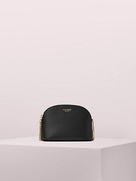 Kate Spade Coupon: 40% Off Select Items: Spencer Small Dome Crossbody $94.80 & More + Free Shipping