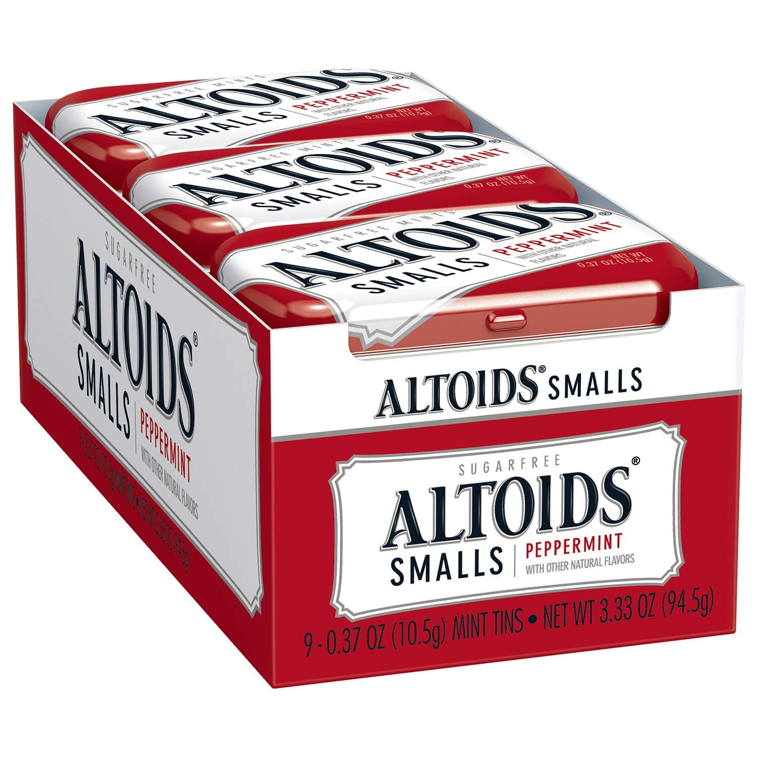 9-Pack of 0.37oz ALTOIDS Smalls Peppermint Breath Mints $5.95 w/ S&S + Free Shipping