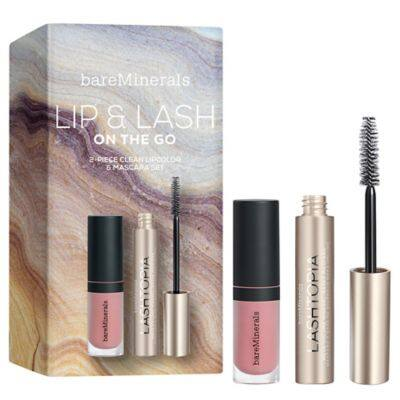bareMinerals Select Kits & Bundles: Lashes & Lips to Go $10.20, Gen Nude Blush Duo $15.30 & More + FS on $25 w/ Shop Runner