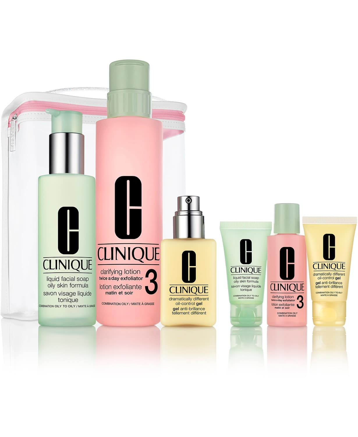 New QVC Customers: 7-Pc Clinique Great Skin Anywhere Set $27.50 Shipped