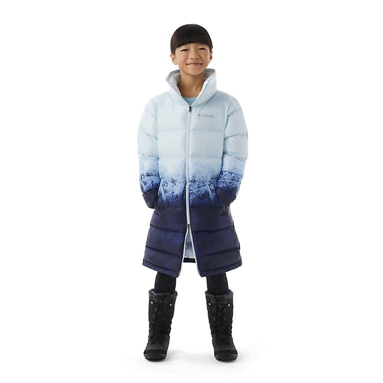 Columbia 25% off $99+: Girls' Disney Frozen 2 Elsa Long Puffer Jacket 2 for $75, Winter Challenger Hooded Down Jacket $74.62 & More + Free Shipping
