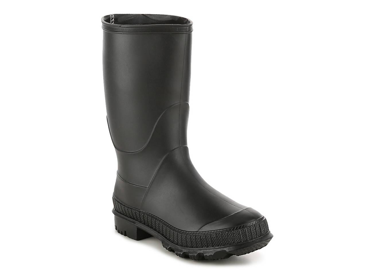 Carter's Kids' Rain Boot (black) $9 + Free Shipping