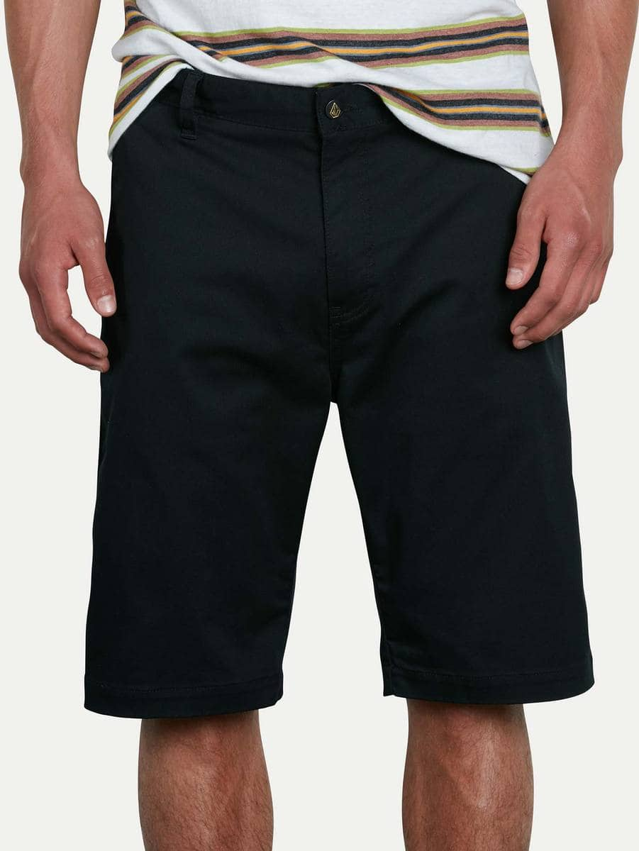 Volcom Men's VMonty Stretch Shorts (various colors) $15 + Free Shipping