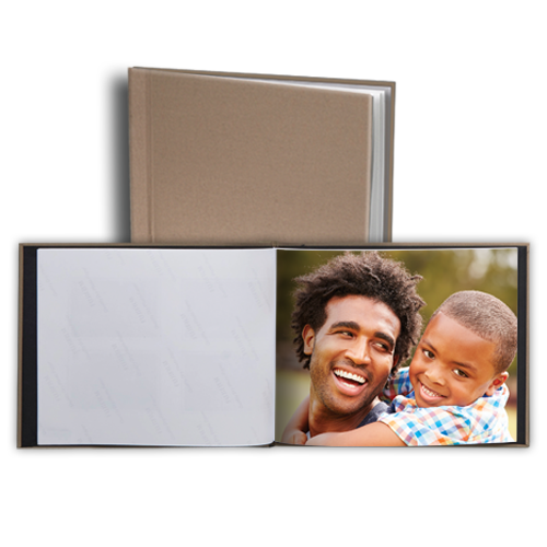 "20-Page 5""x7"" Hard Cover Photo Book $4 + Free Store Pickup at Walmart"