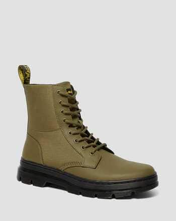 Dr. Martens Women's Combs II Poly Casual Boots $63 + Free Shipping
