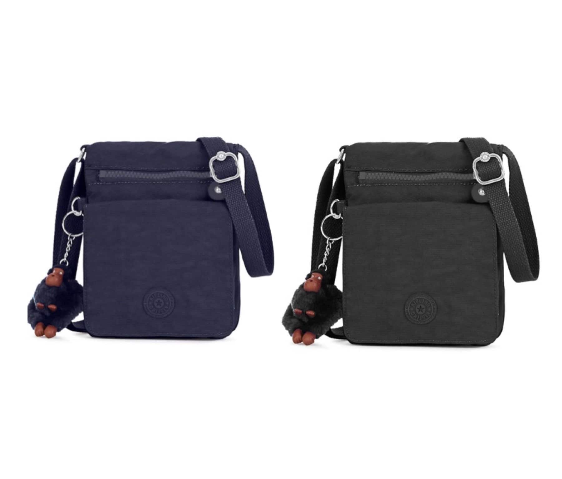 Kipling Stacking Discounts: Eldorado Crossbody Bag 2 for $38.25 ($19.12 each) or (2 for $34.42 for Students) & More + Free Shipping