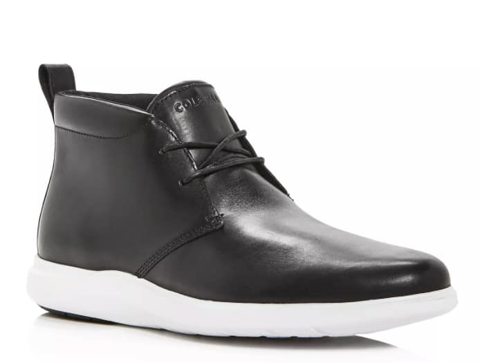 Cole Haan Men's Grand Plus Essex Leather Chukka Boots $51 + Free Shipping
