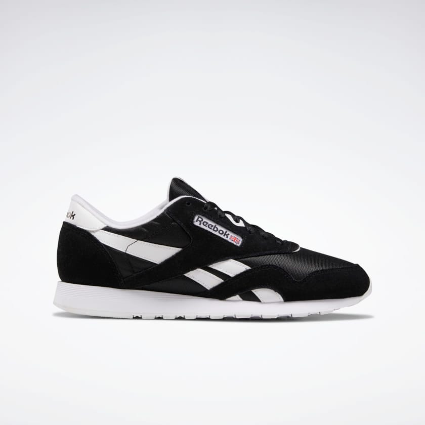 Reebok Men's Classic Nylon Shoes $36.40 + Free Shipping