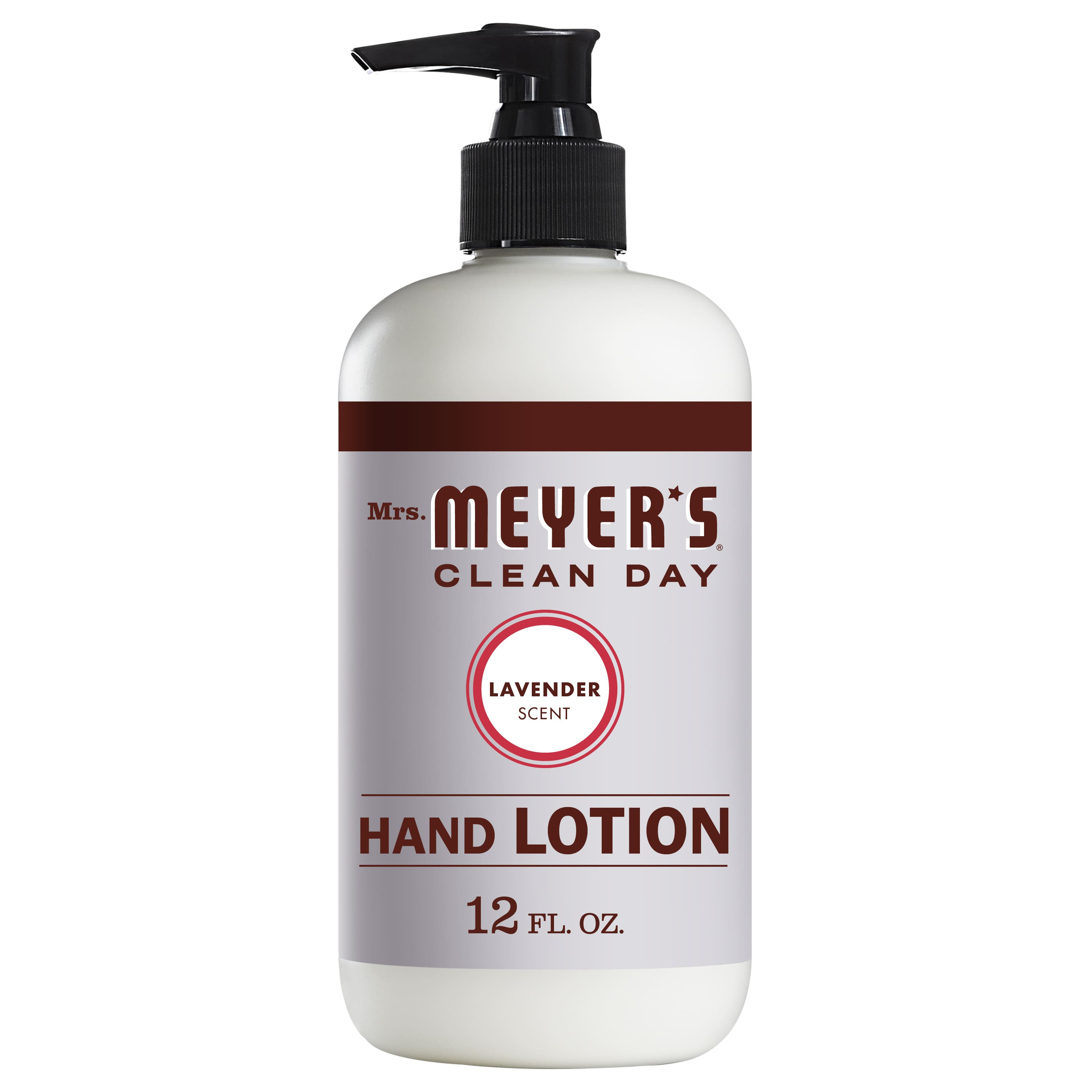 12-Oz Mrs. Meyer's Clean Day Hand Lotion (Lavender) $2.38 w/ S&S + Free Shipping w/ Prime or on $25+