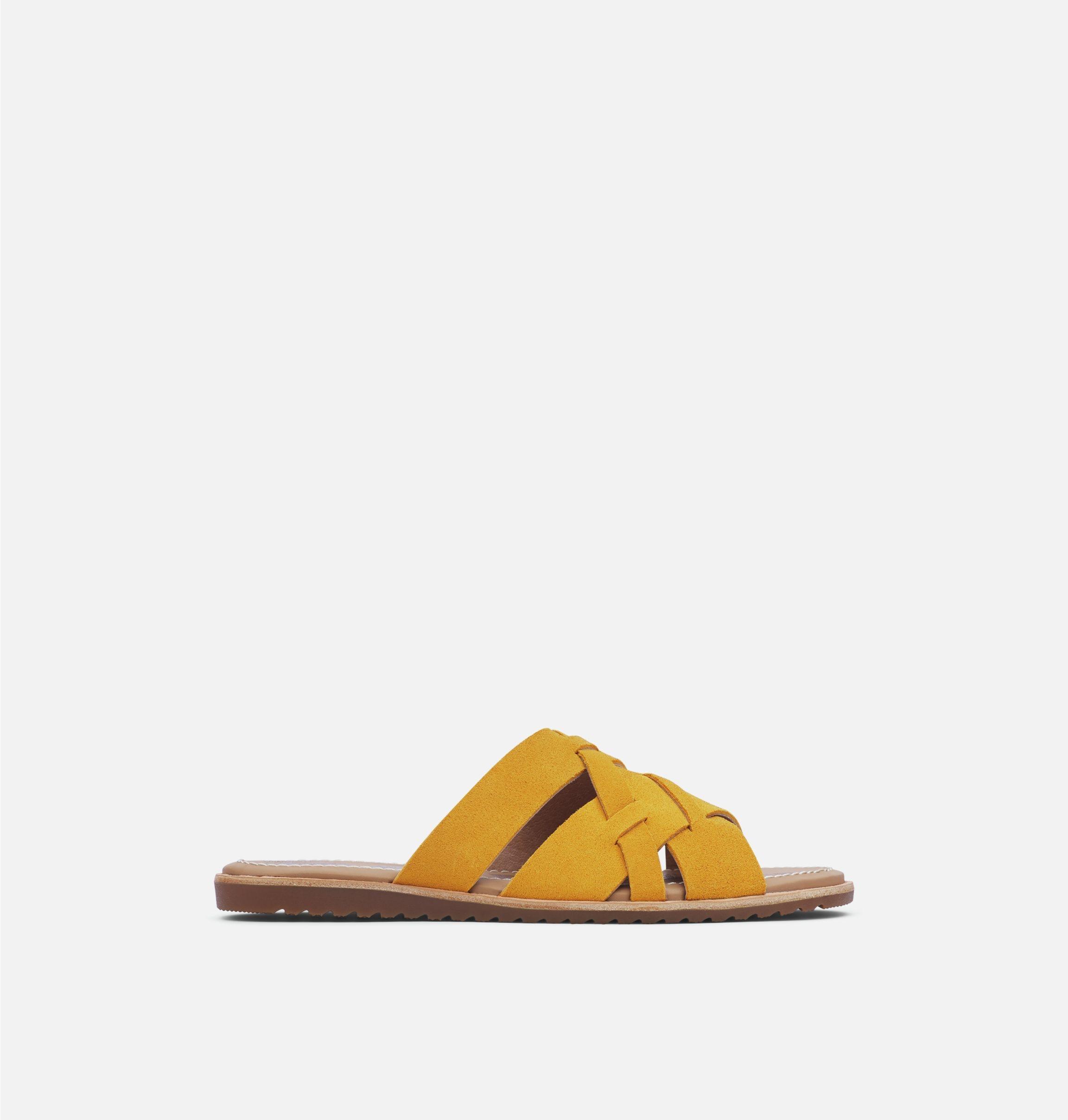 Sorel Women's Shoes: Ella Slide Sandal $32.15, Roaming Criss Cross Sandal $54.76, More + Free Shipping