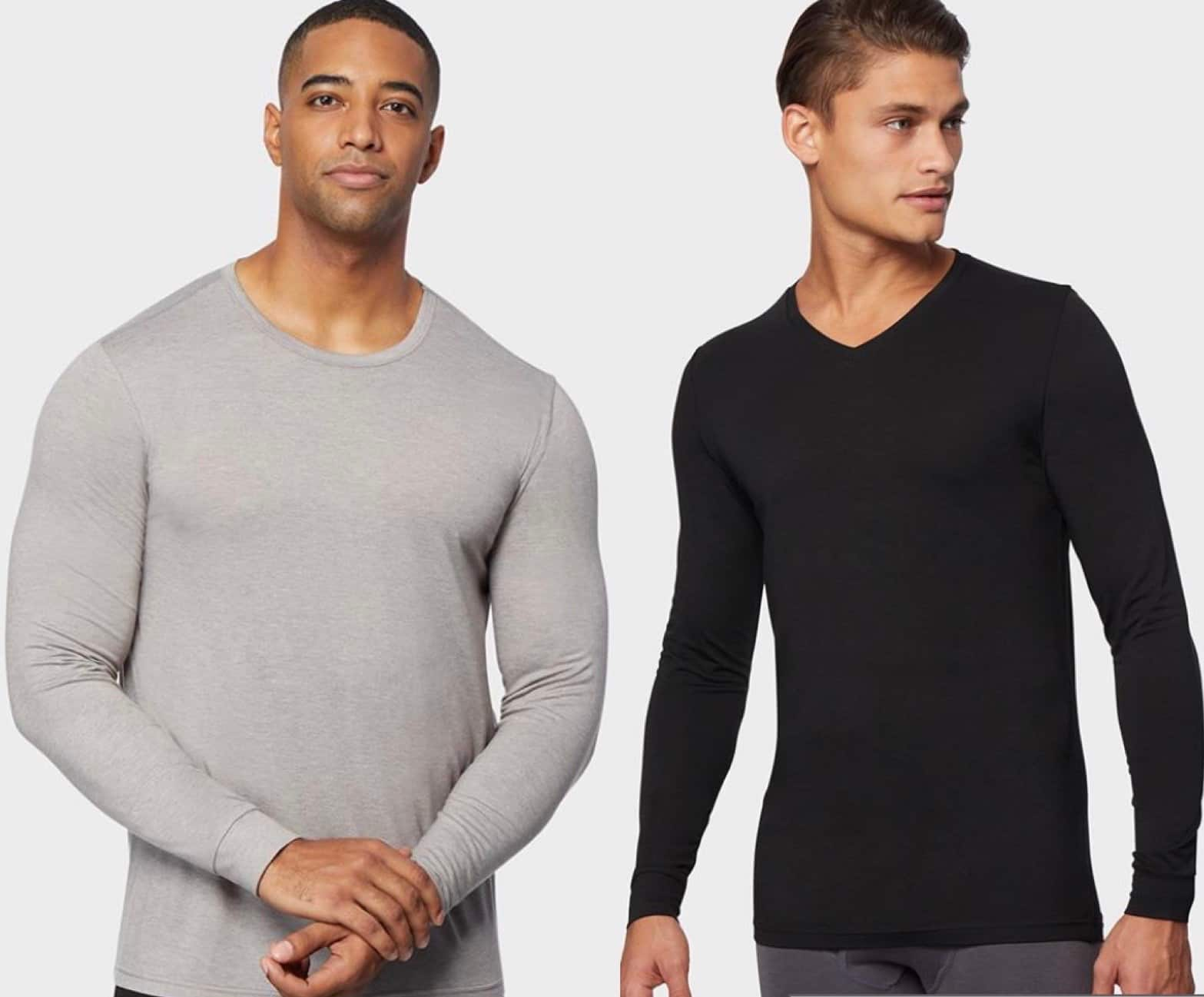 32 Degrees: Men's or Women's Lightweight Baselayer Top (various styles) 2 for $15, More + FS on $30+