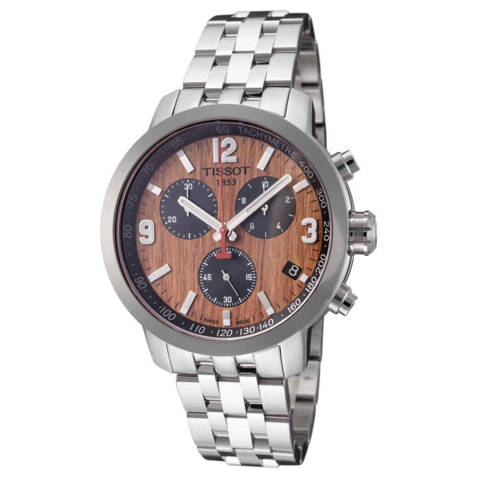 Tissot T-Sport PRC 200 Men's Quartz Watch w/ Stainless Steel Bracelet $129.99 + Free Shipping
