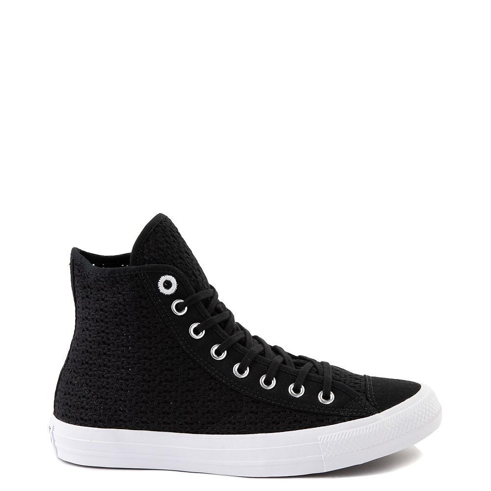 Converse Women's Chuck Taylor All Star Hi Crochet Sneaker $25, Vans Authentic Refract Rainbow Skate Shoe $25 + Free Shipping