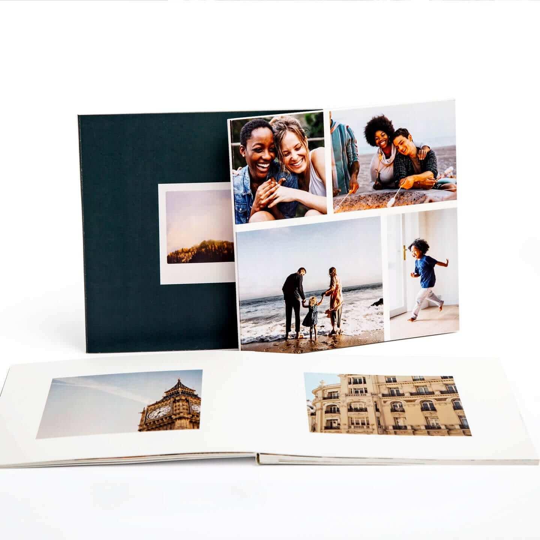 Printique New Customers: 4x4 Square Custom Softcover Picture Book $7, 11-Oz Custom Photo Ceramic Mug $7, More + Free Shipping on $59+