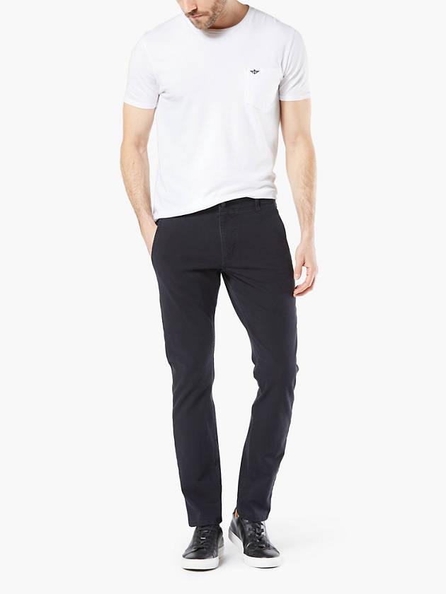 Dockers Apparel Sale: Men's Alpha Khaki Pants $22, Women's Mid-Rise Skinny Jeans $16, More + FS on $50+