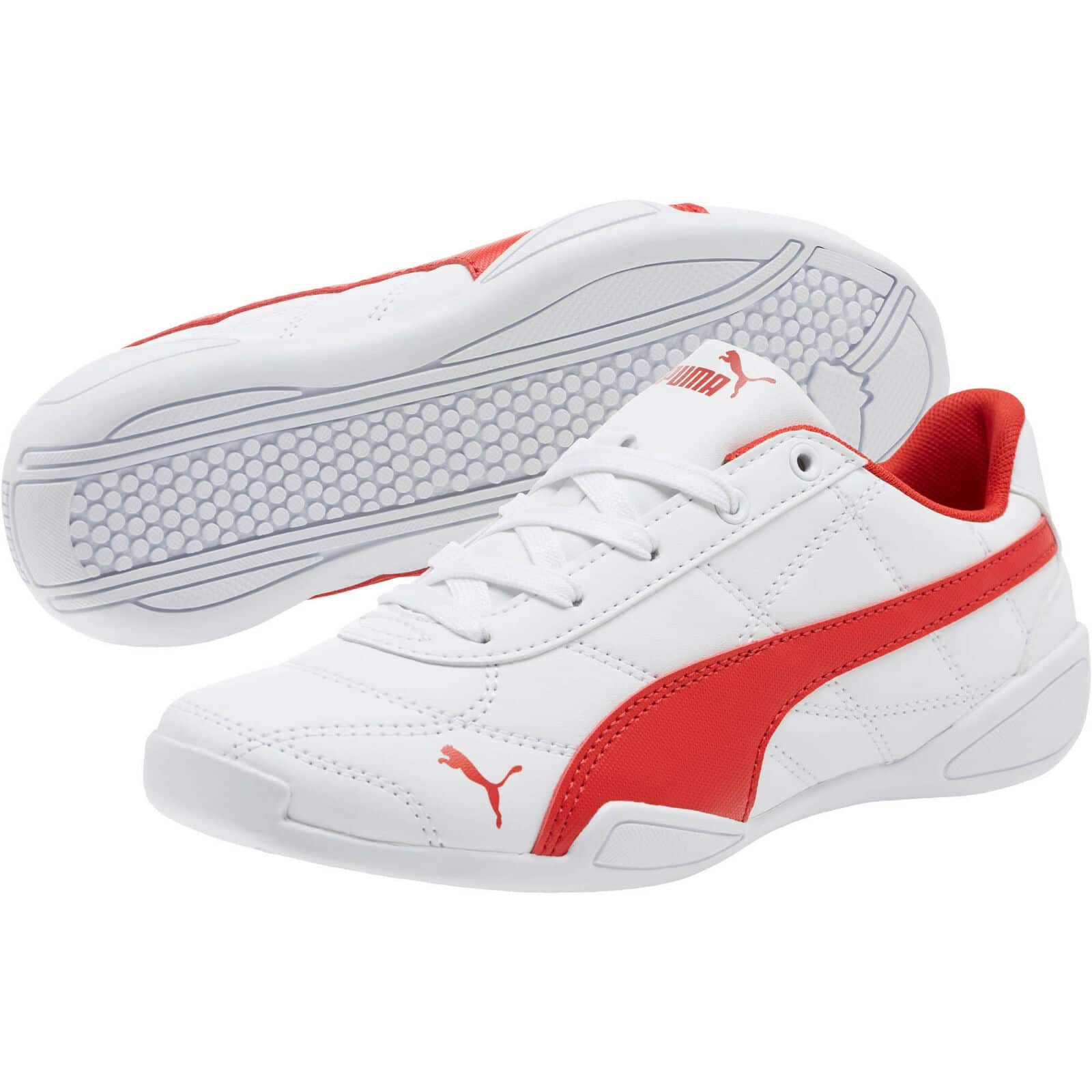 PUMA Little Kids' Tune Cat 3 Shoe (White 3) $17 + Free Shipping