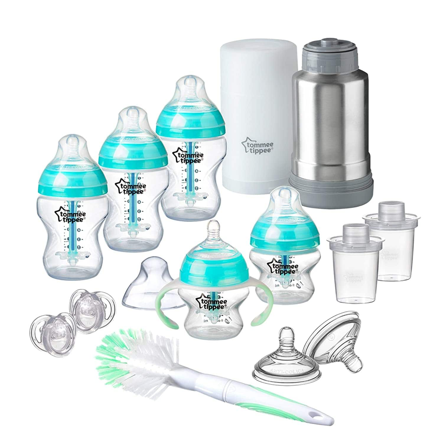 Tommee Tippee Advanced Anti Colic Newborn Baby Bottle Feeding Gift Set $33 + Free Shipping w/ Walmart+ or $35 or Free Shipping w/ Prime or $25+