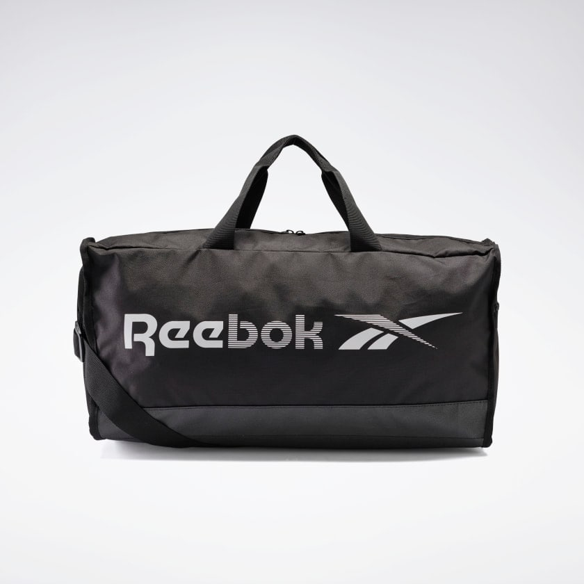 Reebok Training Essentials Duffel Bag Medium $9, Reebok Workout Ready Active Backpack $9, More + Free Shipping