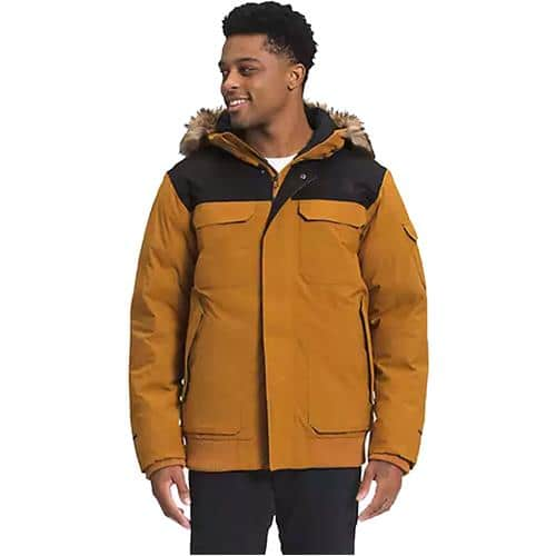 The North Face: Men's Gotham Jacket III $134.52, Women's Canyonlands 1/2 Zip Fleece Pullover $31.47, More + Free Shipping on $50+