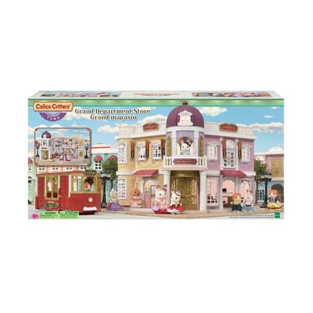 Calico Critters Grand Department Store $48.88 + Free Shipping
