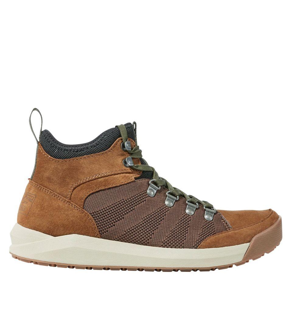 L.L. Bean Men's Vista Hiker Mid Boot $52.50 Shipped