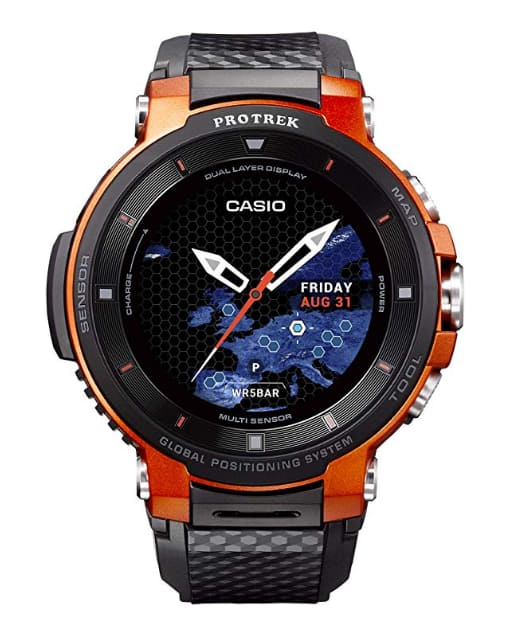 Casio Protrek WSD-F30 on sale for $220 several places