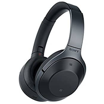 Sony MDR1000X/B Noise Cancelling Bluetooth Headphone $228 Free Shipping - Deal Back