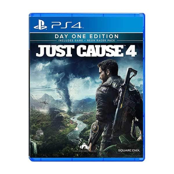 Just Cause 4 Day One Limited Edition - PS4 or Xbox One $35.95