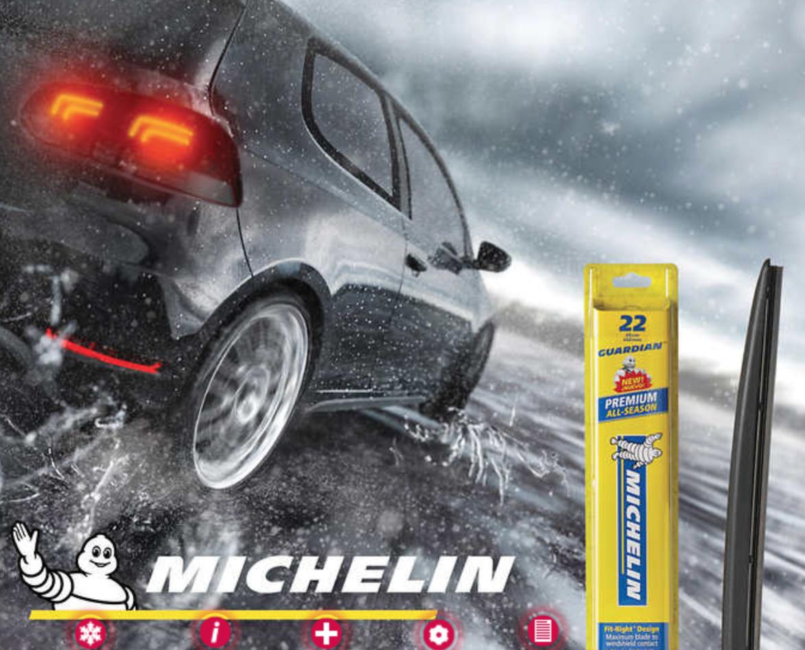 Costco Michelin Wiper Blades 6 Instead Of 9 599 Fuel Filters
