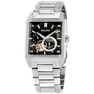 Bulova Classic Automatic Stainless Steel Men's Watch 96A194 - eBay F/S $134.99