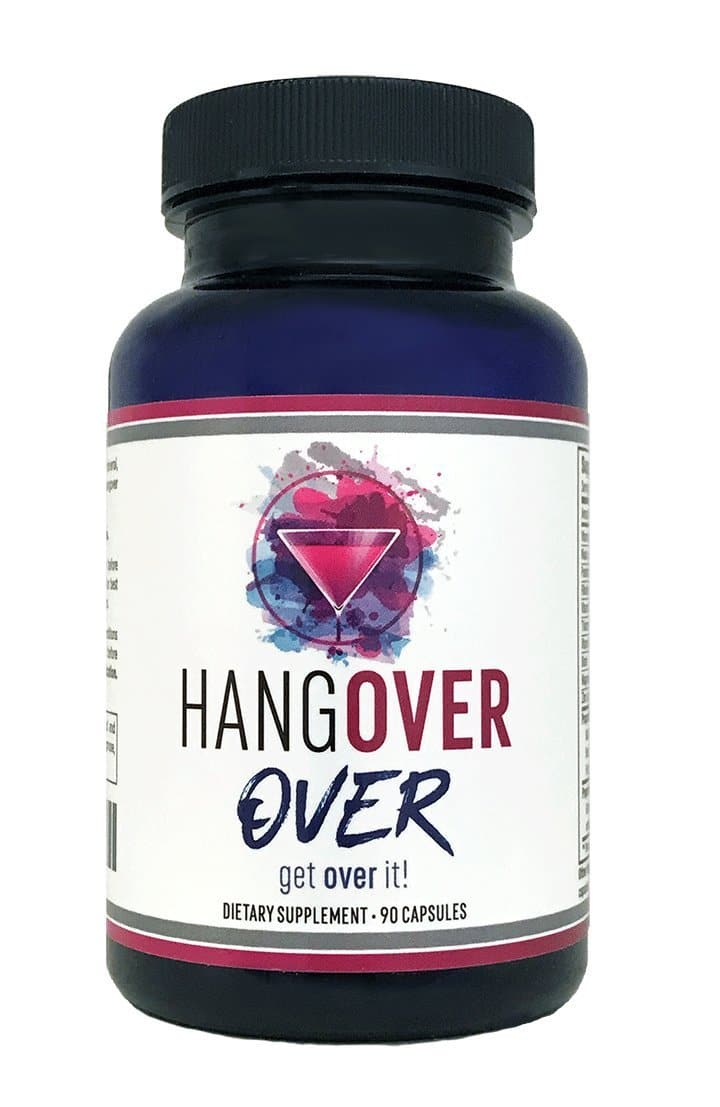 Hangover Pills for Prevention & Relief | $15.99 with Free Shipping
