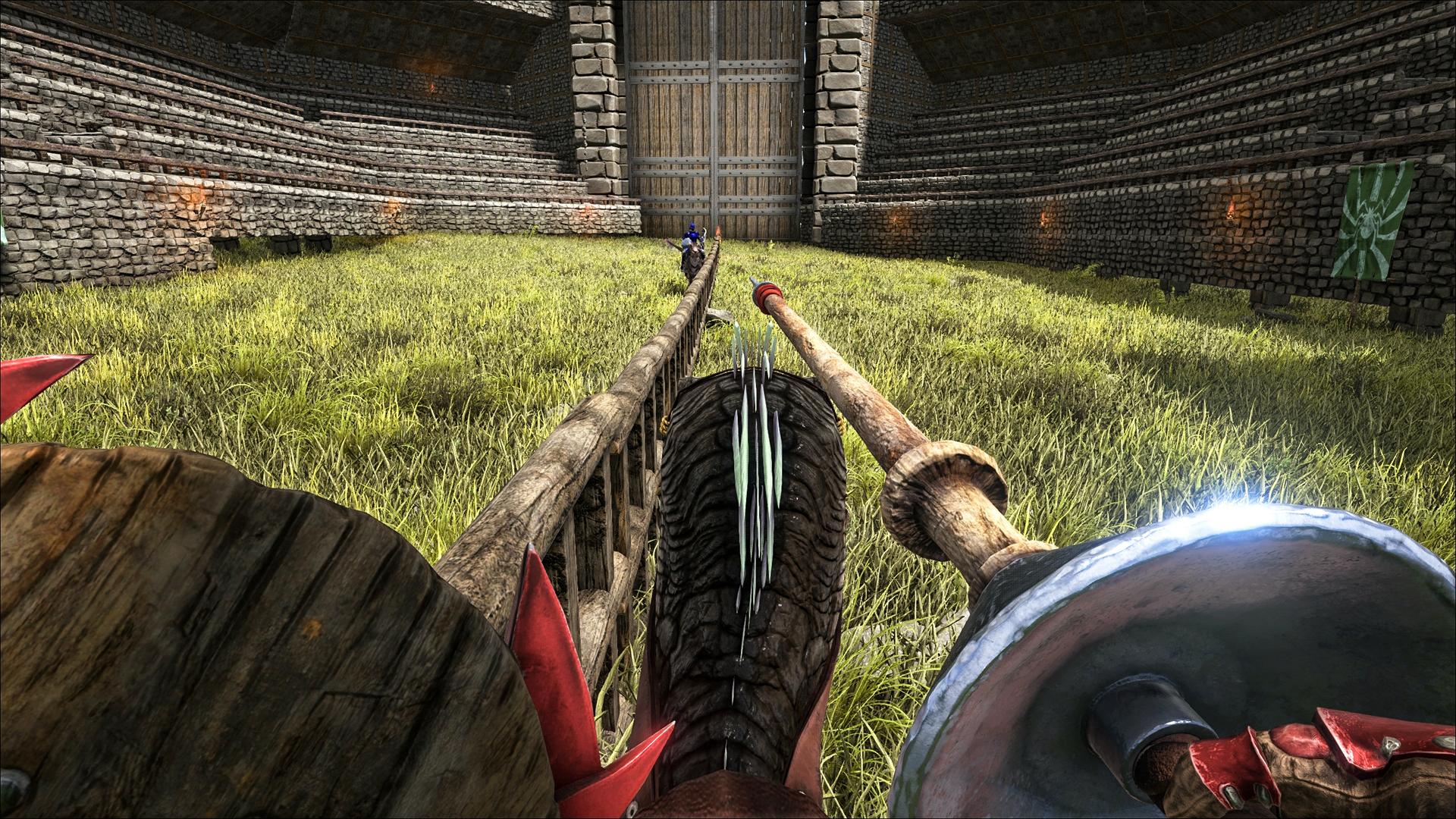 Ark: Survival Evolved (Steam) - 9.89