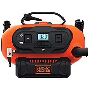 Black & Decker BDINF20C 20V Max Cordless Inflator + 42-Piece Screwdriver Bit Set (BDA42SD) = $42.15 + FS @ amazon