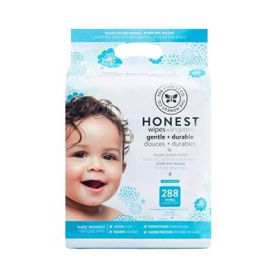 Honest Company Baby Wipes - 288 Count   $11.89 + FS via Amazon