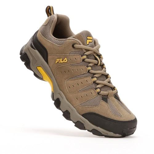 FILA® Travail Wide Trail Shoes - Men $24.99