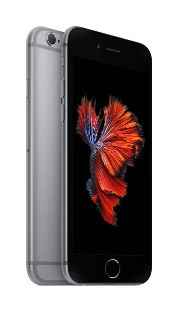 Straight Talk Apple iPhone 6s Prepaid Smartphone with 32GB, Space Gray - $99