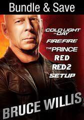 Bruce Willis 6-Movie Bundle (Digital HDX) $10.99