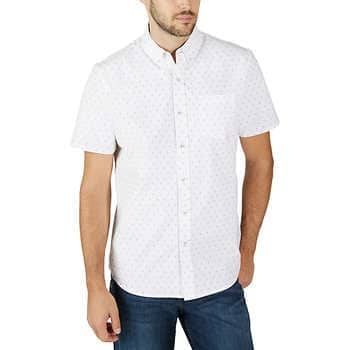Costco - Lee Men's Short Sleeve Stretch Woven Shirt $9.97 Online Only F/S