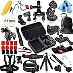 Erligpowht Accessories Bundle Kit for GoPro Hero 1, 2, 3, 3+, 4 $33 + Free Shipping
