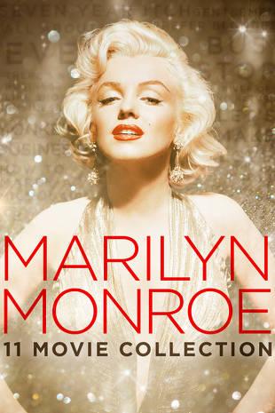 Marilyn Monroe 11-Movie Collection. (Digital HDX Movies Anywhere) $34.99 via VUDU