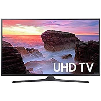 Samsung Electronics UN65MU6500 Curved 65-Inch 4K Ultra HD Smart LED TV (2017 Model) $929.99 FREE Scheduled Delivery