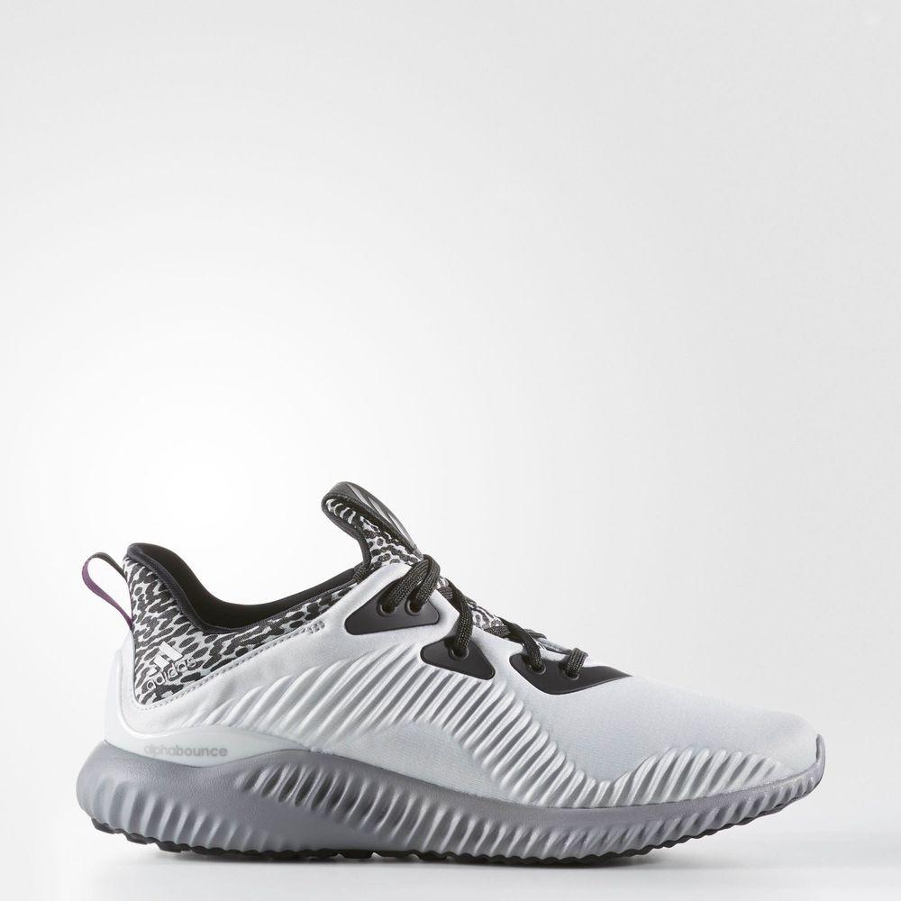 Adidas Women's Alphabounce (Grey) - $40 fs