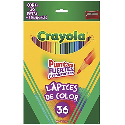 Crayola Colored Pencils 36 Premium Quality $4.99