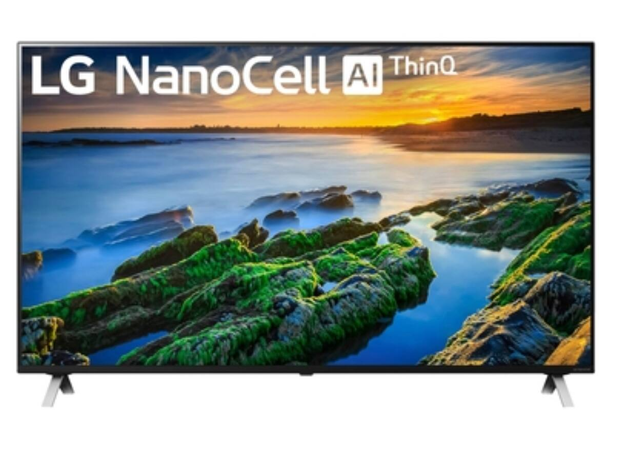 Aafes LG 65 in. 85-Series NanoCell 4K TruMotion 120hz HDR Smart TV with AI ThinQ 65NANO85UNA $849.00