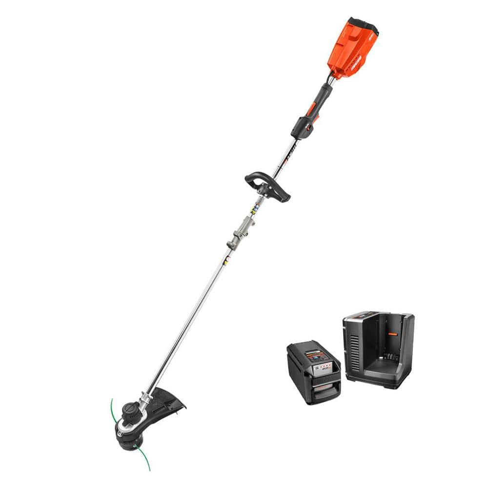 ECHO 58-Volt Lithium-Ion Brushless Cordless String Trimmer - 2.0 Ah Battery and Charger Included $109 at Home Depot YMMV