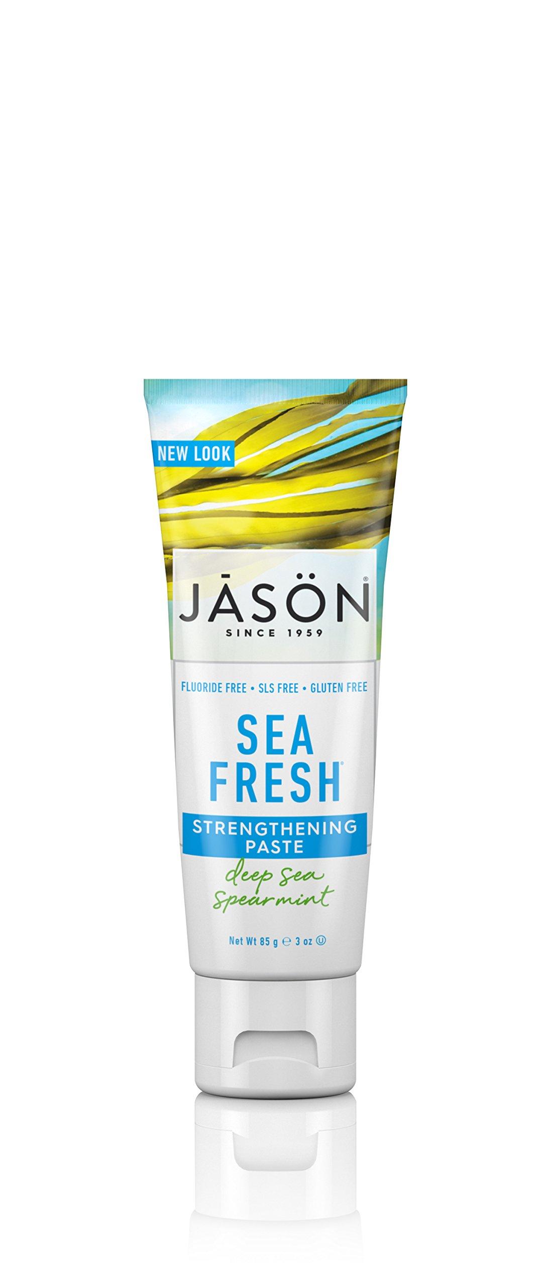 JASON Sea Fresh Strengthening Fluoride-Free Toothpaste $3.24