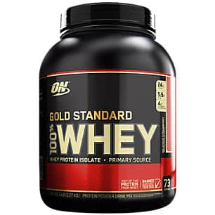 Optimum Nutrition: B1G1 50% Off: 9.6-lbs Gold 100% Whey Protein $87 + Free Shipping