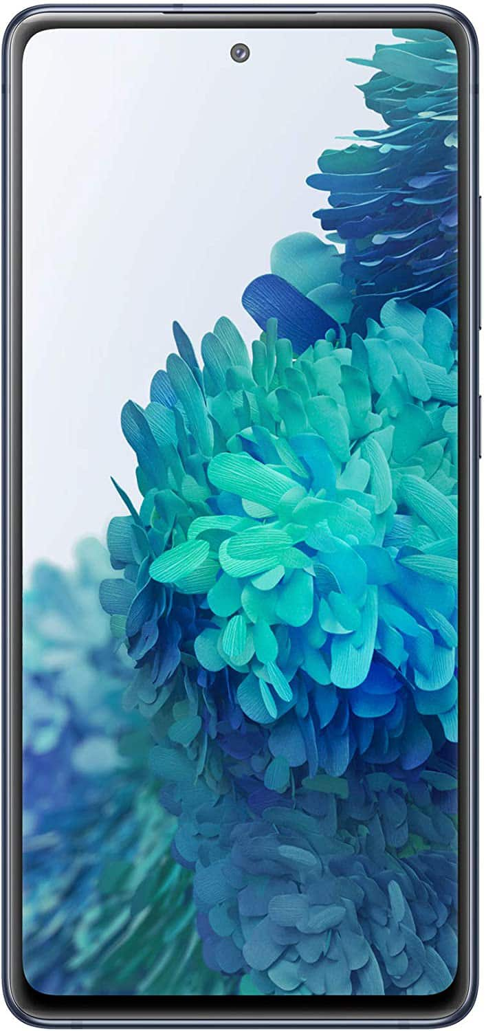 Amazon.com: Samsung Galaxy S20 FE 5G | Factory Unlocked Android Cell Phone | 128 GB | US Version Smartphone | Pro-Grade Camera, 30X Space Zoom, Night Mode | Cloud Navy - $599