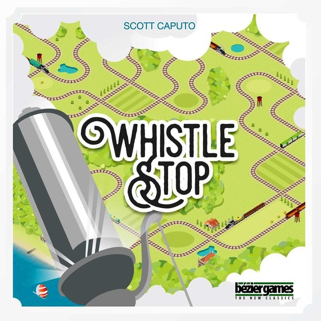 Whistle Stop Board Game 46% off on Amazon - $32.18